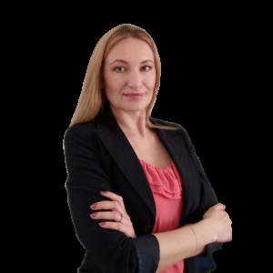 Olga Hofmann part of the International team of Luxe Talent