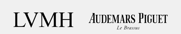 Marcas con las que colabora Luxe Talent: LVMH y Audemars Piguet